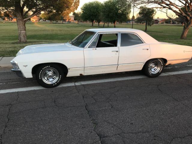 Door 1967 Chevy Impala 4 Hardtop Best Of