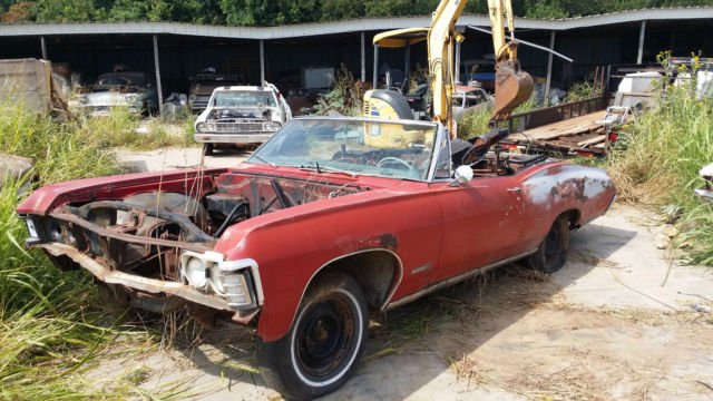 1967 CHEVY IMPALA CONVERTIBLE for sale - Chevrolet Impala ...