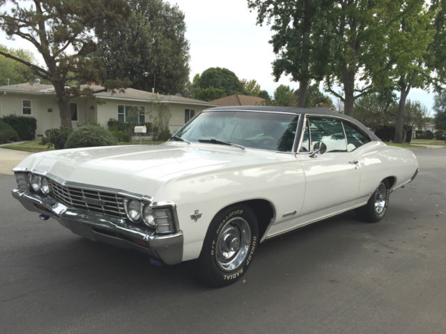 1967 chevy impala ss fastback for sale chevrolet impala 1967 for sale in pasadena california. Black Bedroom Furniture Sets. Home Design Ideas
