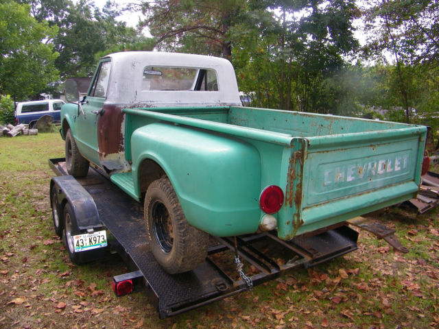 1969 Chevy Truck For Sale >> 1967 Chevy Long Bed Step Side 4x4 for sale - Chevrolet Other Pickups 1967 for sale in Phenix ...