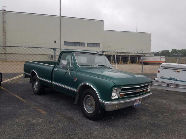 1967 chevy c20 pickup truck