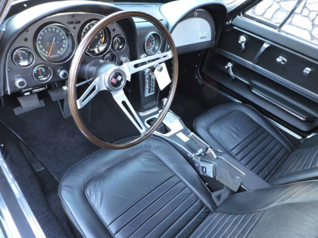 1967 corvette conv frame off restoration 39 s matching l79 4 speed like new for sale. Black Bedroom Furniture Sets. Home Design Ideas