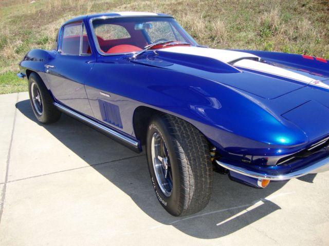 1967 Corvette Coupe Resto Mod For Sale Chevrolet