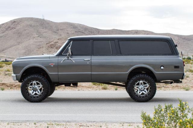 1967 custom chevy suburban 3 door for sale chevrolet for 10 door suburban