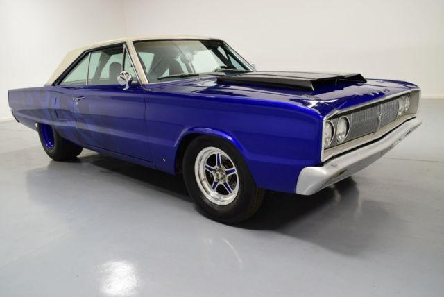Cash For Cars Near Me >> 1967 Dodge Coronet Pro Street Show Car 470 Cubic Inch Hardtop 2-Door Mopar for sale - Dodge ...