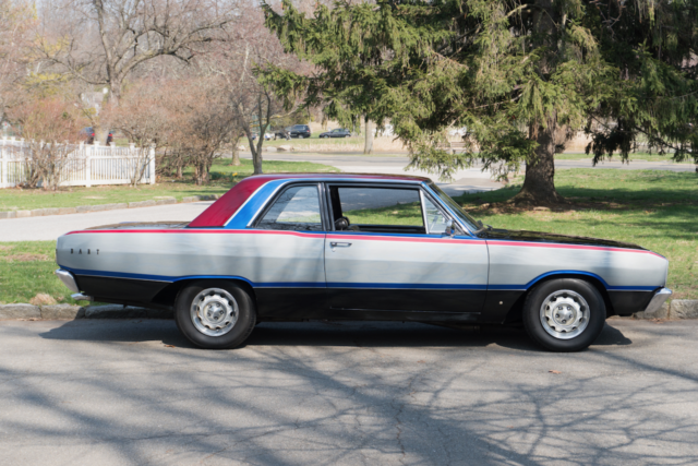 1967 Dodge Dart in Custom Multicolor Paint with a 360 Crate