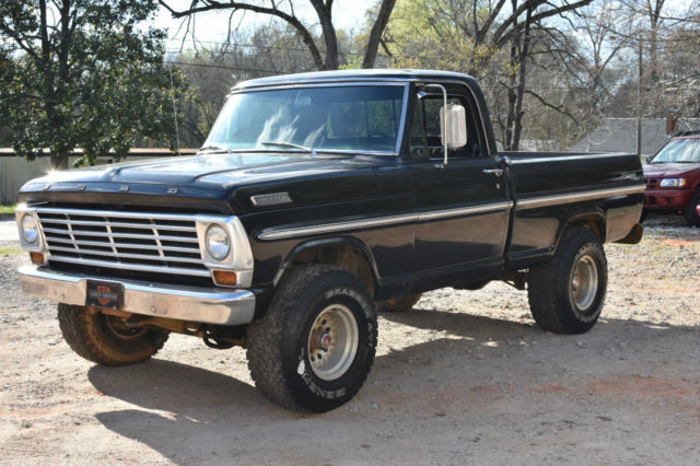 1967 Ford F-100 4X4 Shortbed for sale - Ford F-100 1967 ...  1967 Ford F-100...