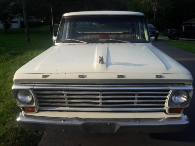 1967 Ford F100 Ranger Short Bed All Original for sale - Ford