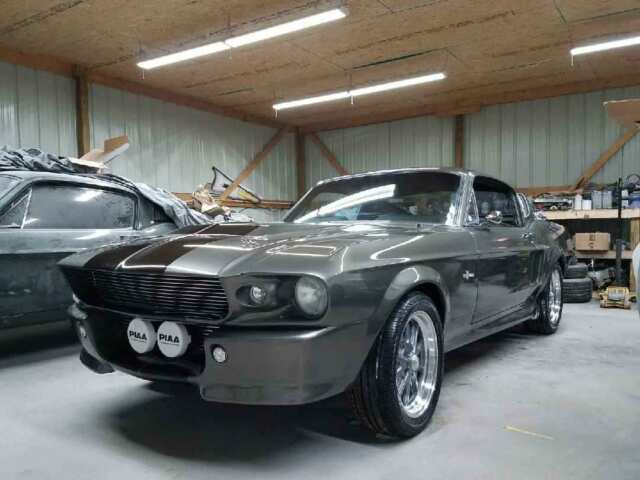 1967 Mustang Coupe Eleanor Kit