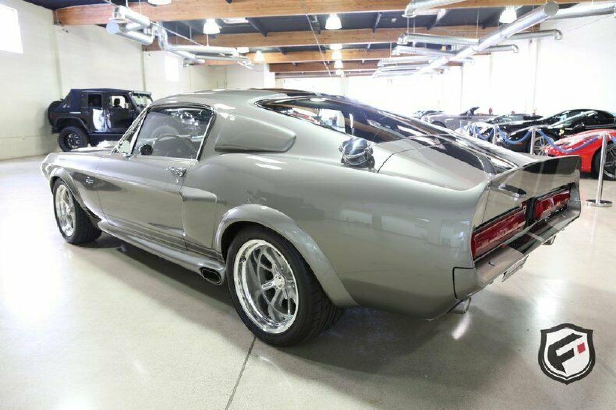 Mustang Eleanor 1967 Prezzo