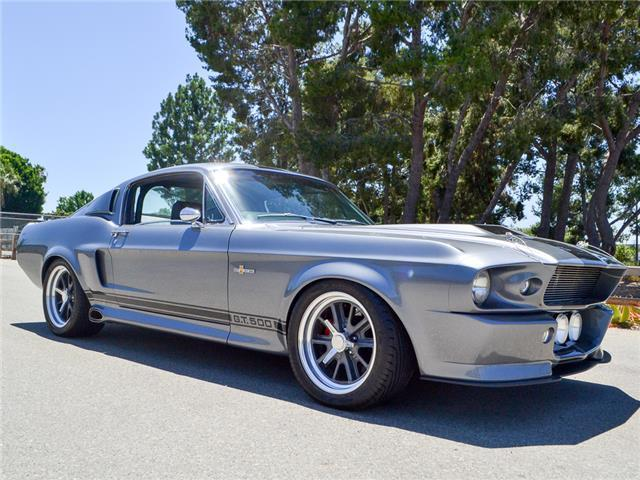 1967 Ford Mustang Eleanor Horsepower