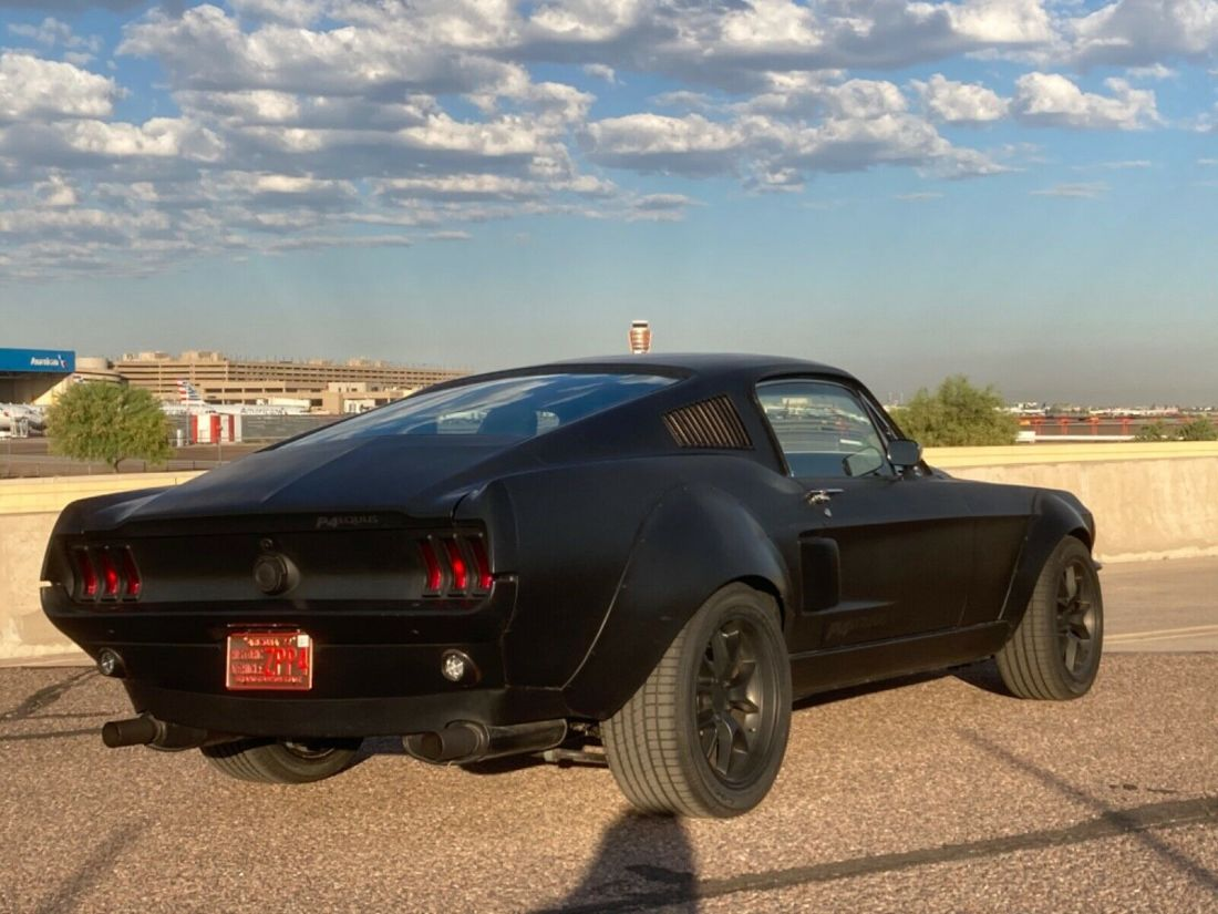 Ford Mustang Shelby Gt500 Eleanor 1967 Top Speed