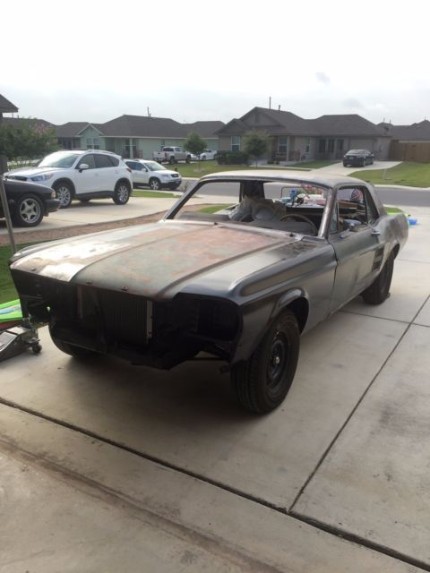 1967 ford mustang restoration for sale ford mustang 1967 for sale in new braunfels texas. Black Bedroom Furniture Sets. Home Design Ideas