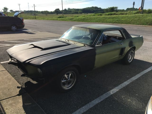 1967 Ford Mustang Shelby Clone In Process Must Sell For Sale