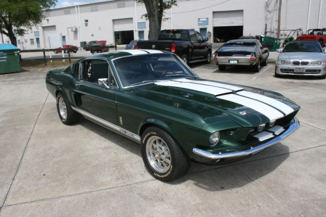 1967 ford mustang shelby gt 350 4 7l tribute for sale ford mustang 1967 for sale in winter. Black Bedroom Furniture Sets. Home Design Ideas