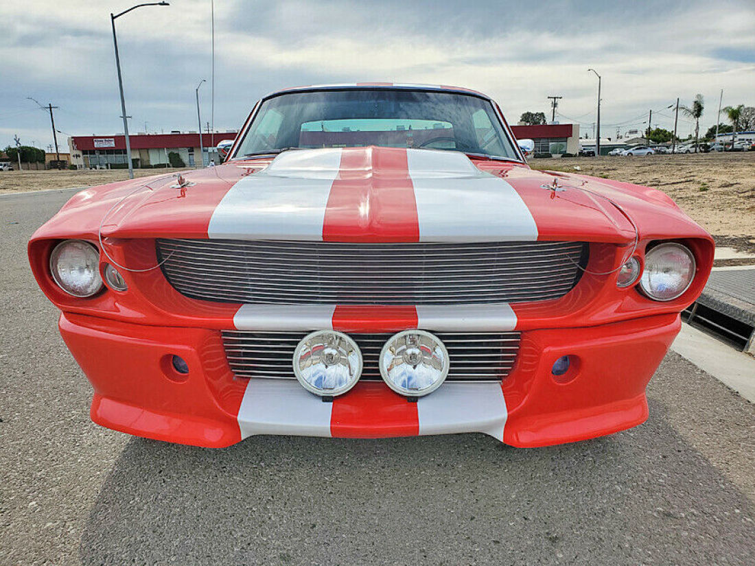 Red 1967 Mustang For Sale
