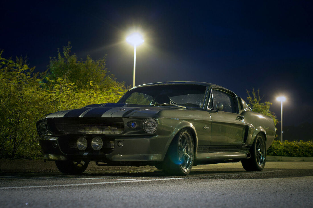 Mustang Eleanor 1967 Price In India