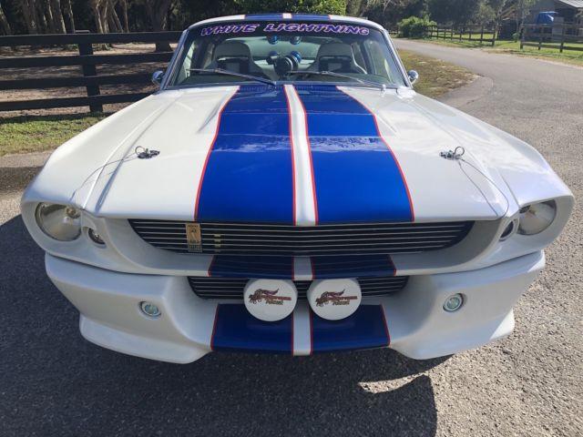1967 Mustang Eleanor Exhaust