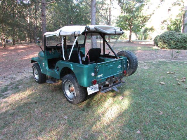 1967 Jeep CJ5, 4WD, Winch for sale - Jeep Wrangler 1967 ...