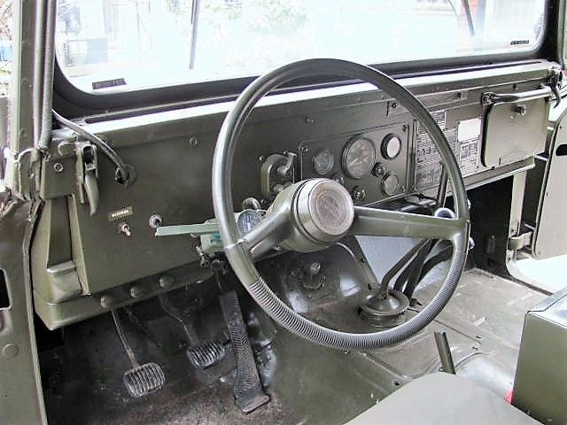 1967 Jeep M715 Kaiser Military Pickup Truck For Sale