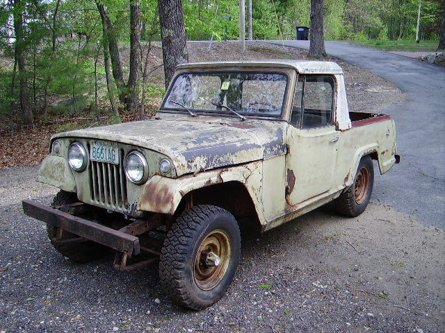 1967 jeepster commando dauntless v6 engine 4x4 4. Cars Review. Best American Auto & Cars Review