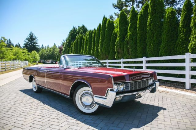 1967 lincoln continental convertible suicide doors restored for sale lincoln continental 1967. Black Bedroom Furniture Sets. Home Design Ideas