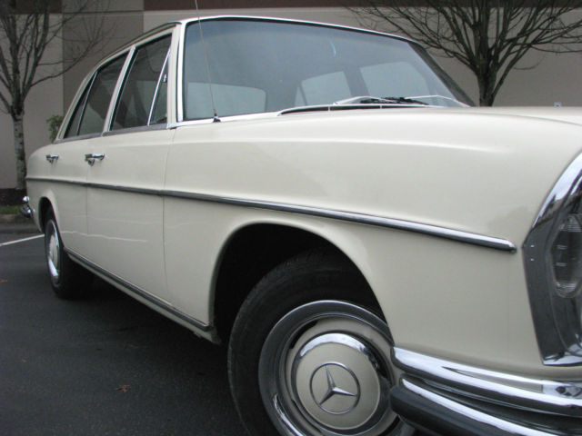 1967 mercedes 250s clean classic benz last years of for Phil smart mercedes benz