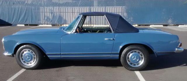 1967 Mercedes 250sl For Sale Mercedes Benz Sl Class 1967