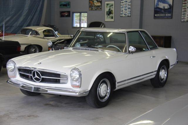 1967 Mercedes 250sl Pagoda W113 For Sale Mercedes Benz