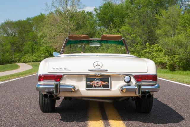1967 mercedes benz 230sl custom for sale mercedes benz for Custom mercedes benz for sale