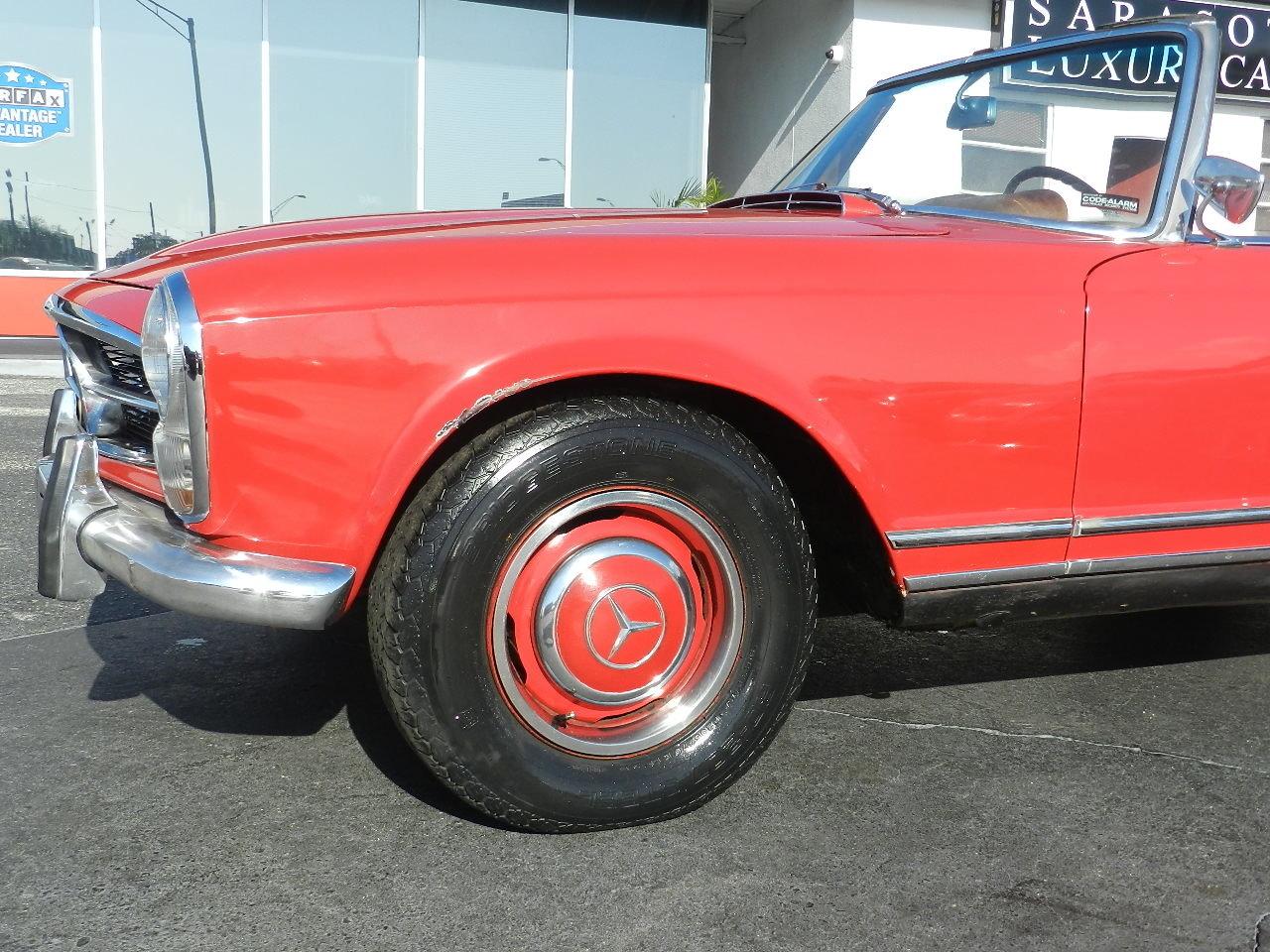 1967 mercedes benz 230sl pagoda for sale mercedes benz for Mercedes benz sarasota florida