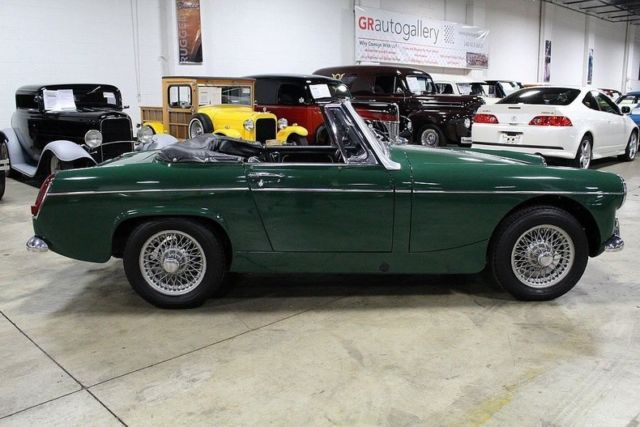 Are mg midget 5 speed tran useful