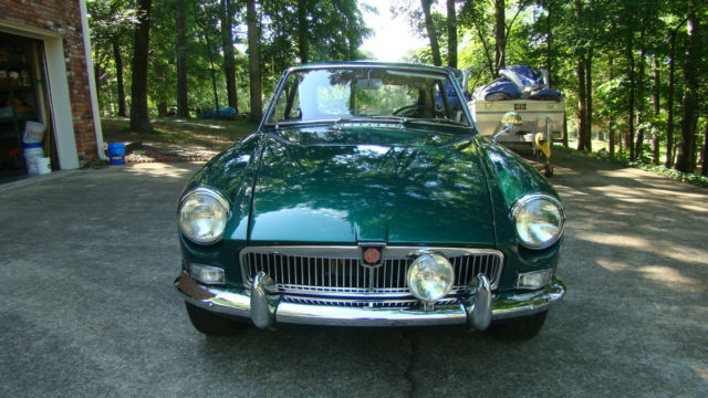 1967 MGB/GT for sale - MG MGB GT 1967 for sale in Trussville
