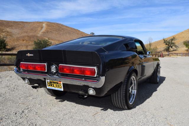 1967 Mustang Eleanor Clone