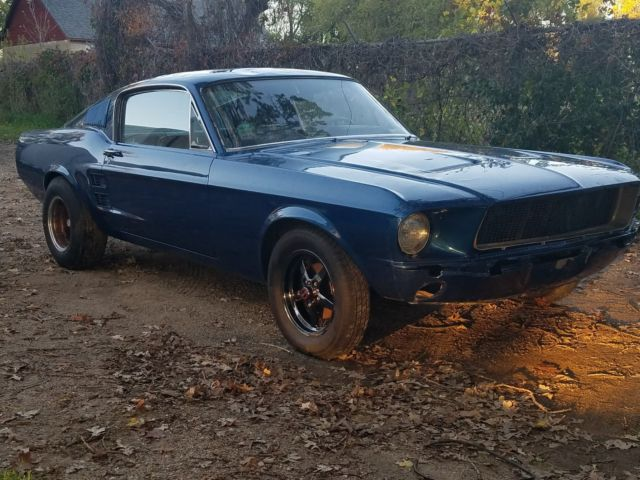 1967 Mustang Fastback 1965 1966 1968 1969 1970 For Sale