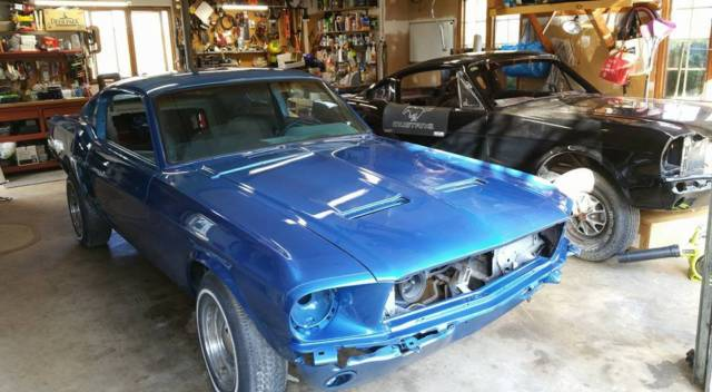 1967 Mustang Fastback GTA for sale - Ford Mustang Fastback GTA 1967