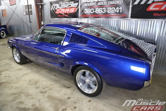 1967 Mustang Fastback V8 for sale - Ford Mustang 1967 for sale in