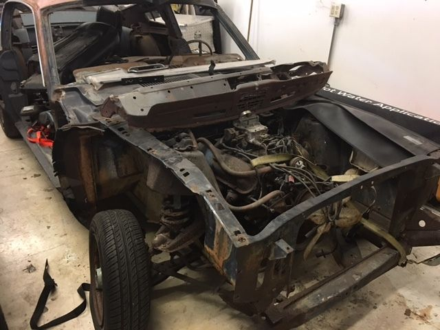 1967 mustang fastback V8 Manual Trans for sale - Ford Mustang 1967