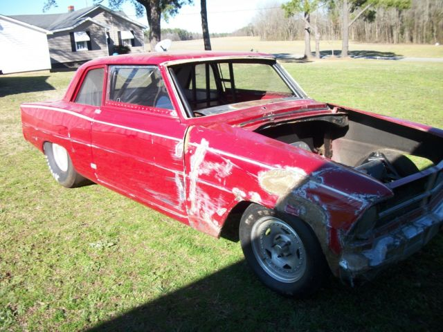 1967 Nova Drag Car Prostreet Project For Sale