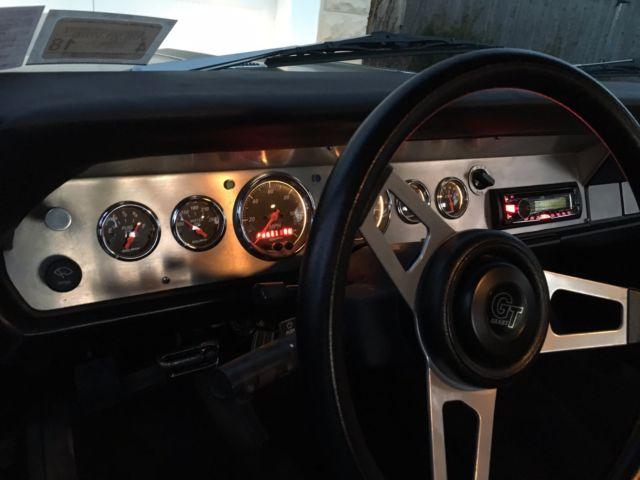 1967 PLYMOUTH BARRACUDA RESTO-MOD 10 CYLINDER VIPER MOTOR 6