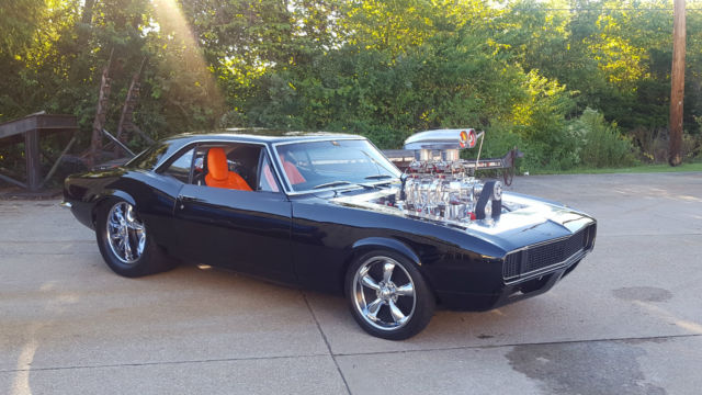 1967 Pro Street Blown Big Block Pro Tour Award Winning