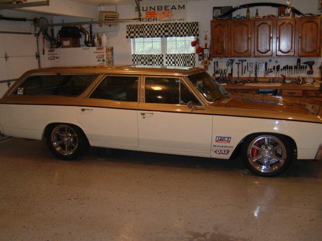 1967 Pro Touring, Restomod , T56 , EFI, Chevelle Wagon for sale
