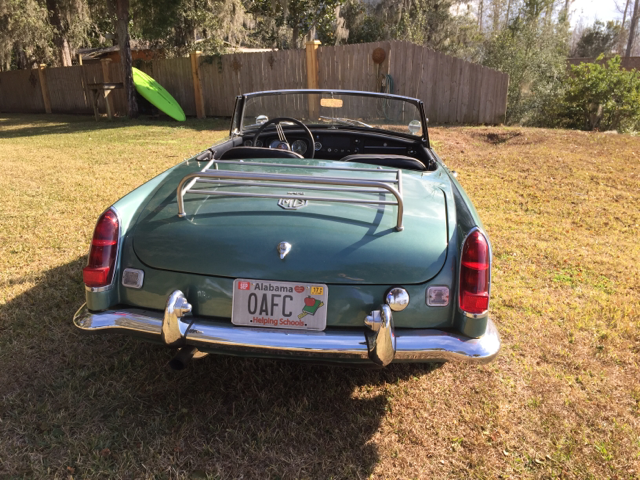 1967 restored MGB Roadster for sale - MG MGB 1967 for sale