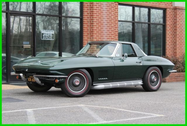 1967 Roadster Used RWD for sale - Chevrolet Corvette 1967 ...
