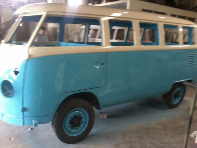 1967 volkswagen deluxe bus vw van rare 15 window for sale for 15 window bus for sale