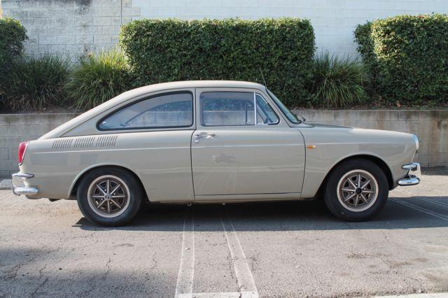 1967 Volkswagen Fastback for sale - Volkswagen Fastback 1967 for sale in Escondido, California ...