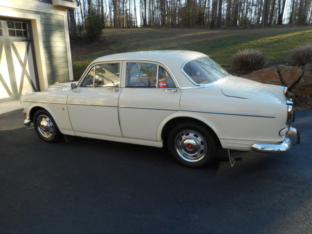 1967 Volvo 122s Amazon 4-door sedan, barn find 4-speed, multiple car show winner for sale ...
