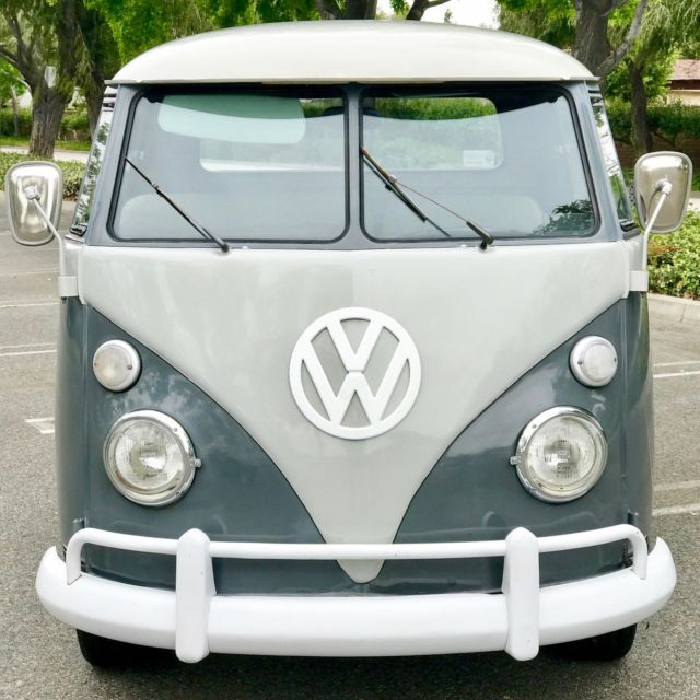1967 VW Double Cab California Truck At No Reserve For Sale