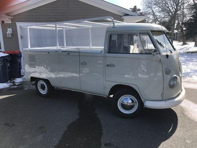 1967 vw volkswagen bus kombi vanagon camper single cab for 1967 split window vw bus