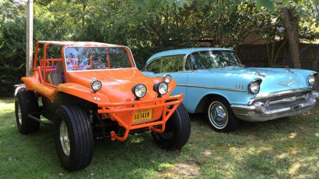 1967 VW Volkswagen Dune Buggy Sand Rail Baja Hot Rat Rod ...